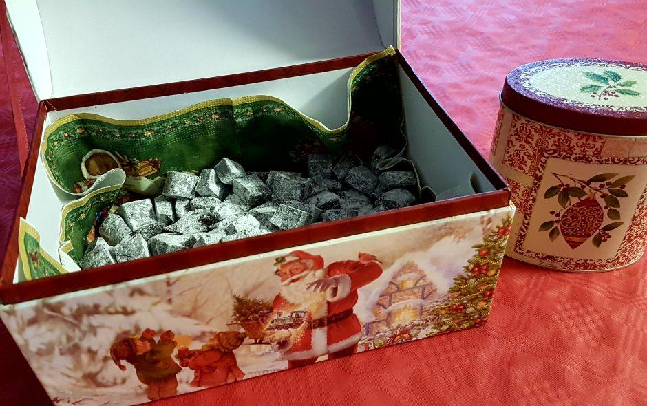 Jennifers chokladkola