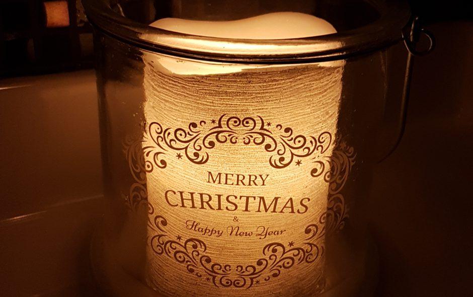 Dags att förbereda julen med hjälp av Julplanen